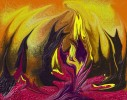 Abstrakt, Digital, Digitale kunst, Feuer