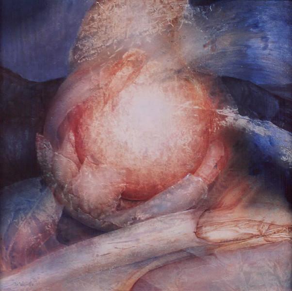 Meditation, Malerei, Gemälde