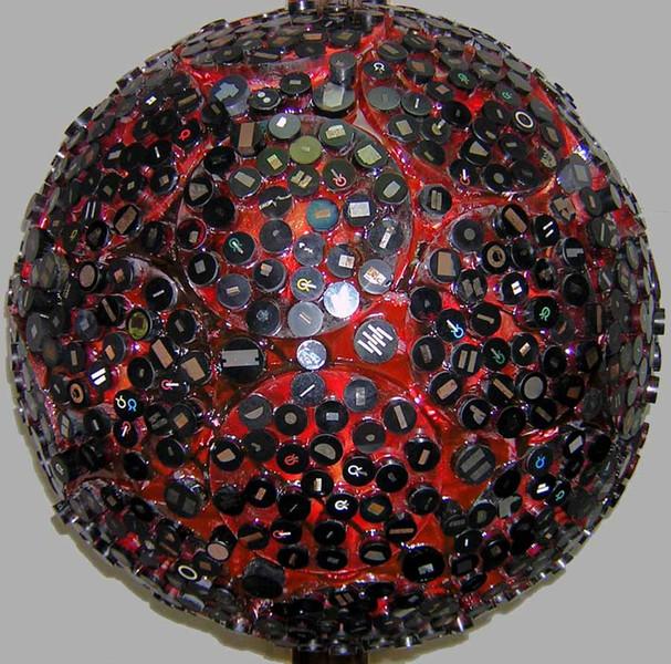 Rot, Lichtobjekt, Gegenständlich, Universum, Plastik, Stern