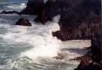 Reiseimpressionen, Lanzarote, Brandung, Fotografie