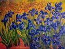 Malerei, Iris