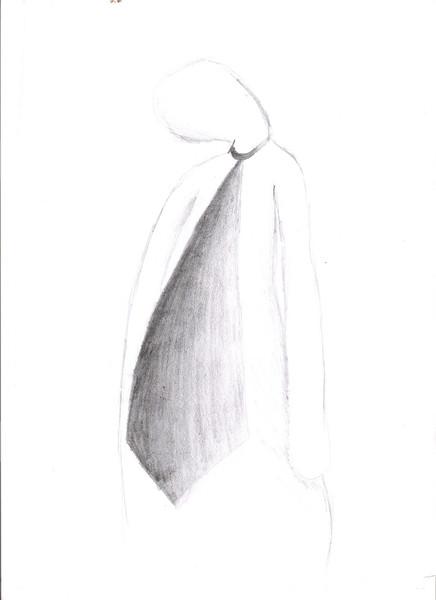 Arbeit, Skulptur, Zeichnung, Bleistiftzeichnung, Skizze, Zeichnungen