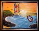 Leben, Zeit, Genuss, Malerei
