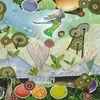 Ostereier, Besinnlichkeit, Farben, 2013