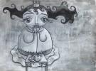 Wiesbaden, Illustration, Huschel, Prinzessin