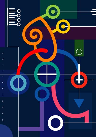 Grafik, Farben, Bewegung, Vektor, Farbdruck, Formen