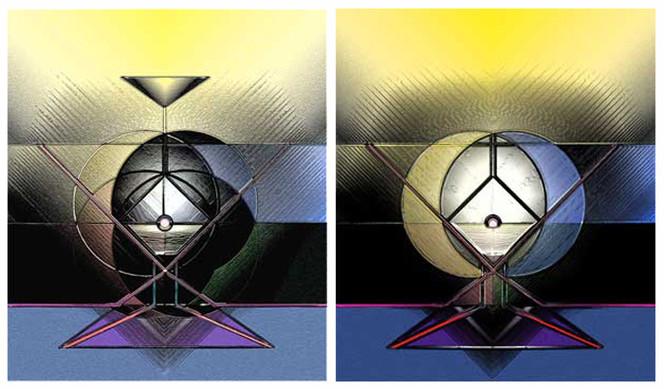Digital, Digitale kunst, Harmonie,