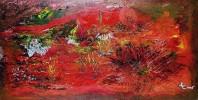 Malerei, Surreal, Mars