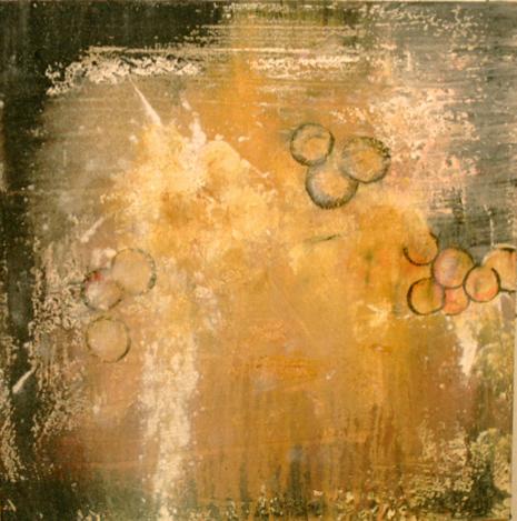 Mischtechnik, Malerei, Abstrakt