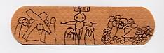 Skizze, Maria magdalena, Jesus, Homo