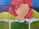 Kindheit, Figural, Malerei, Spiel