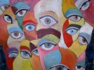 Psychologie, Abstrakt, Malerei, Persönlichkeit