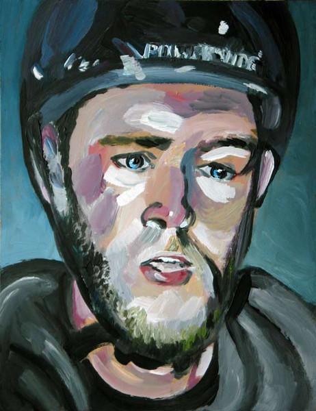 Helm, Mimik, Portrait, Figural, Mimikserie, Sportler