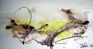 Malerei, Abstrakt, Licht, Landschaft