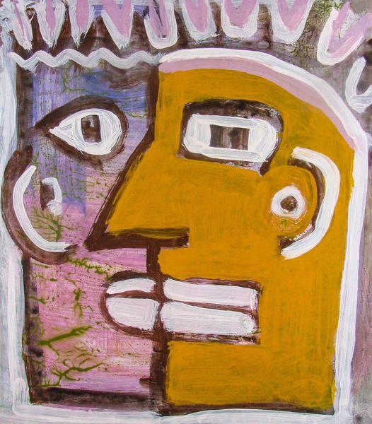 Menschen, Malerei, Amerika, 2014