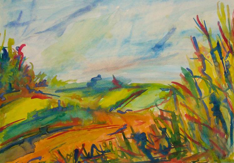Realismus, Malerei, Landschaft