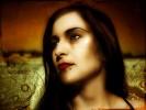 Model, Frau, Digital, Gesicht