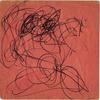 Konzept, Zeichnung, Tante erna, Abstrakt