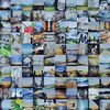 Grishaus, Aquarellmalerei, Ausstellung, Instagram
