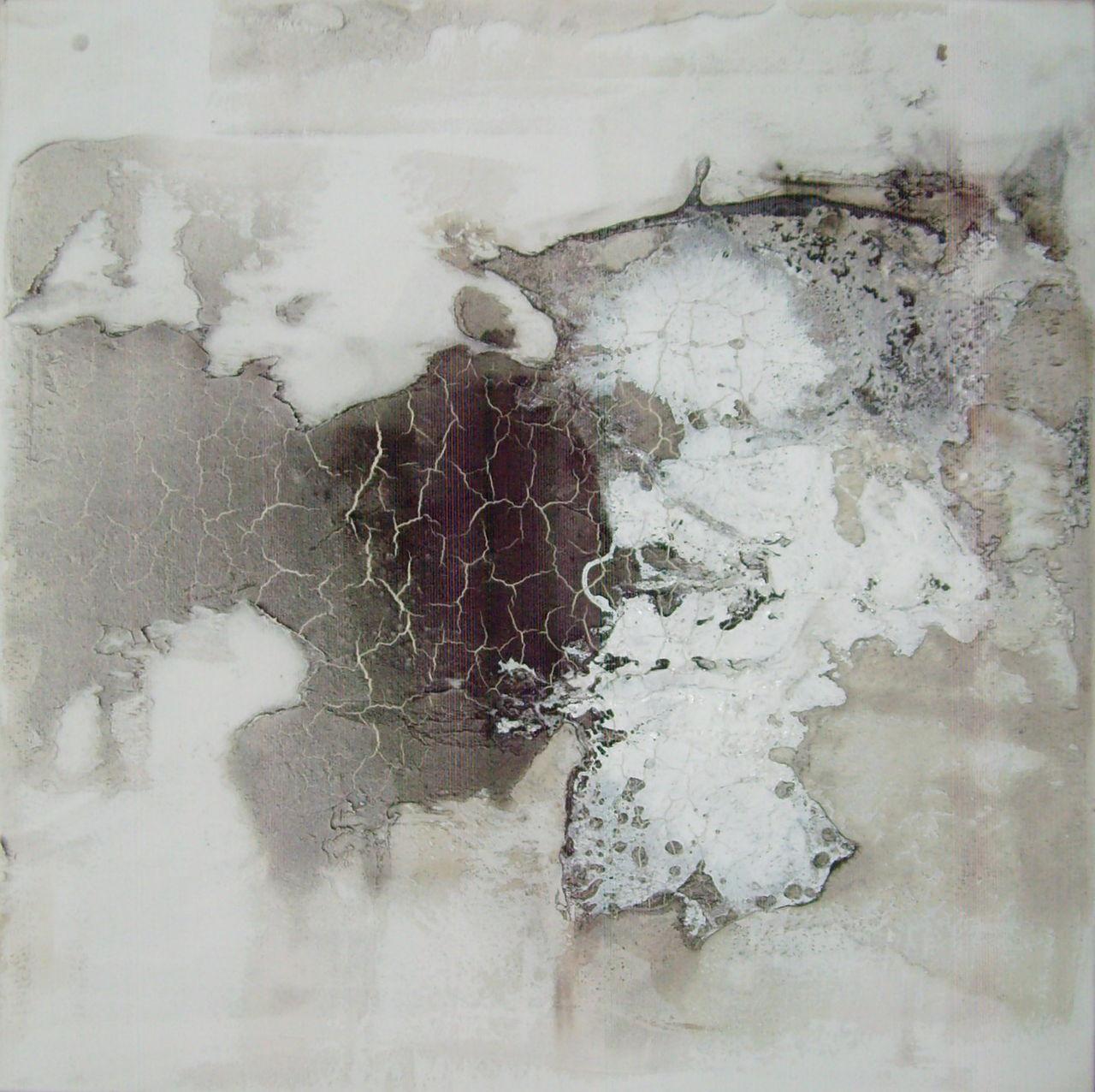 image schwarz braun marmormehl beize von martina on kunstnet. Black Bedroom Furniture Sets. Home Design Ideas