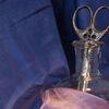 Glas, Schere, Vase, Fotografie