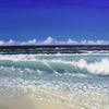 Welle, Brandung, Sonne, Strand