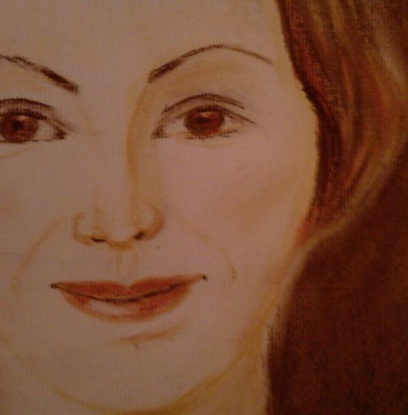 Zeichnungen, Portrait, Nett