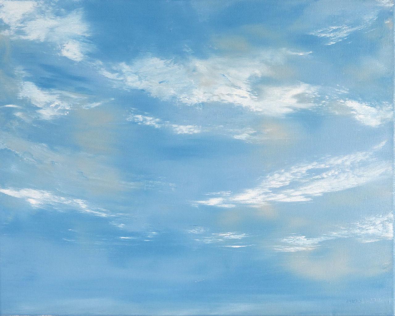 bild lmalerei realismus malerei himmel von michael purtz bei kunstnet. Black Bedroom Furniture Sets. Home Design Ideas