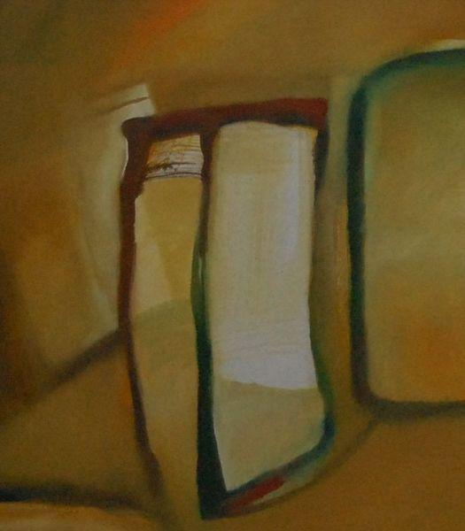 Abstrakter expressionismus, Ölmalerei, Malerei