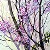 Frühling, Malerei, Aquarelle blumen