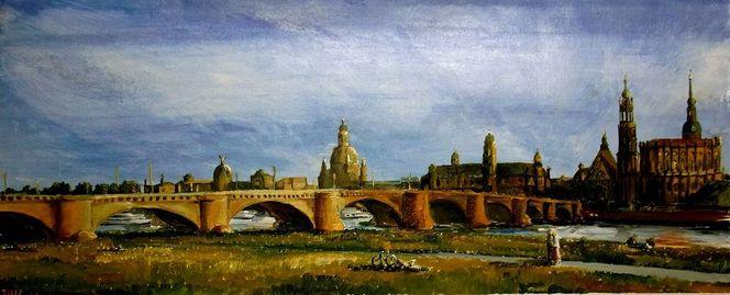 Dresden, Canaletto, Malerei