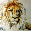 Löwe, Skizze, Zeichnungen, Tiere