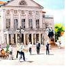 Weimar, Theater, Goethe, Schiller