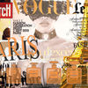 Paris, Fashiondi, Gital art, Digital composing