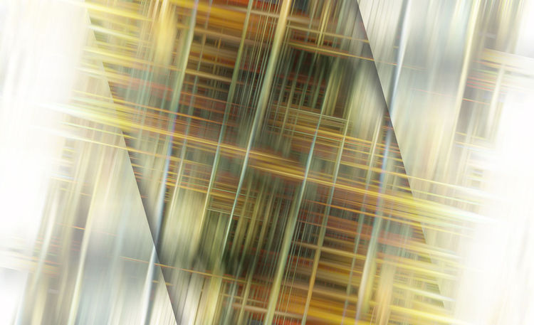 Spiegelung, Sieve, Abstrakt, Holes, Tones, Digital