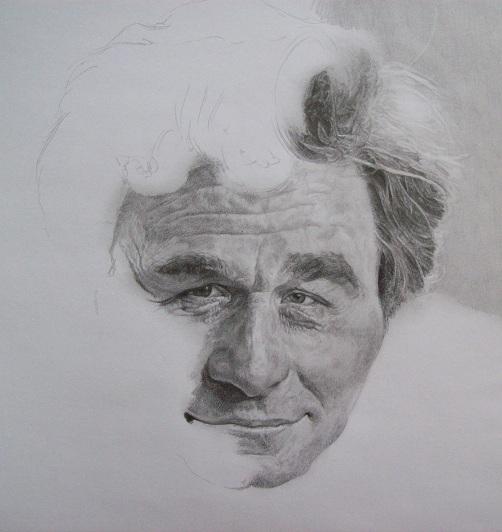 Portrait, Karikatur, Zeichnungen