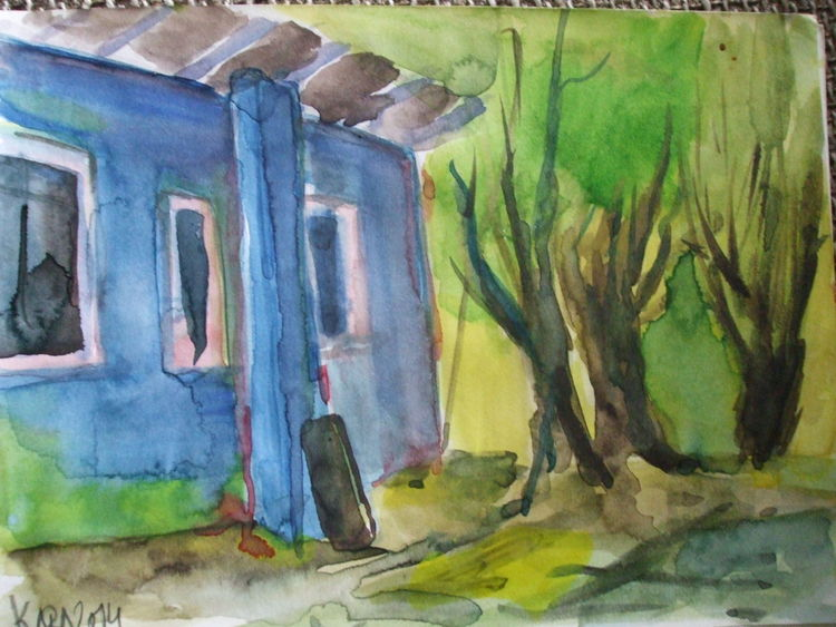 Malerei, Tagebuch