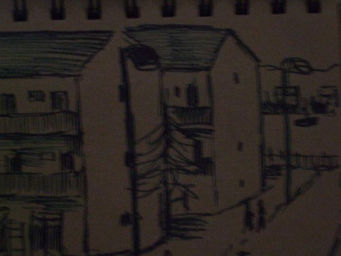 Skizze, Malerei