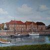 Nordsee, Hooksiel, Hafen, Wangerland