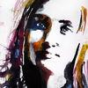 Gesicht, Menschen, Portrait, Frau
