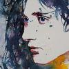 Portrait, Blick, Menschen, Gesicht