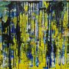 Schwarz, Bunt, Gelb, Malerei