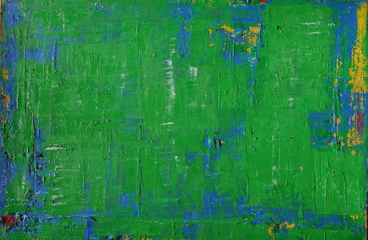 Abstrakt, Ölmalerei, Malerei,