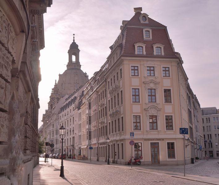 Dresden, Frauen kirche, Architekur, Fotografie