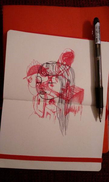 Che, ヽ, Zeichnungen,