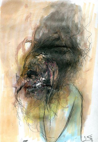Zeichnungen, Erinnerung