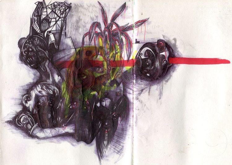 Üpojihujkl, Mkml, Öokplüplpüjhuopüljhgfdxedr6t7890i0oüpöä, Zeichnungen,