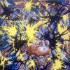 Meerschweinchen, Malerei, Satt, Fremd