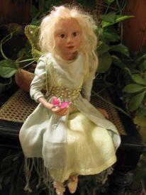Modellierart, Modellieren, Puppe, Figur