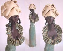 Kunsthandwerk, Figur, Keramik